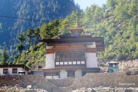 28 der weisse Lhakhang