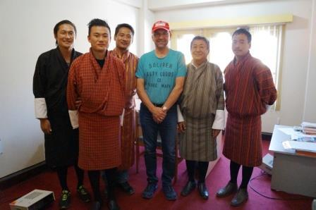 Bhutan Dorj Holiday Team