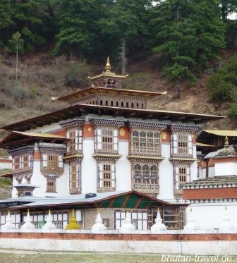 11 Kloster Kurje Lhakhang