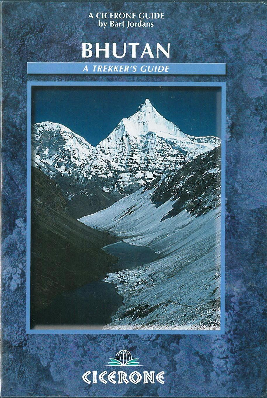 Cover Cicerone Trekkers Guide