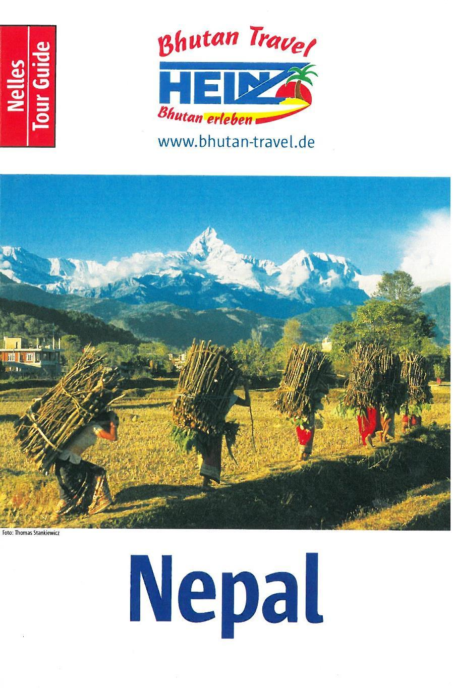 Cover Nelles Nepal Guide