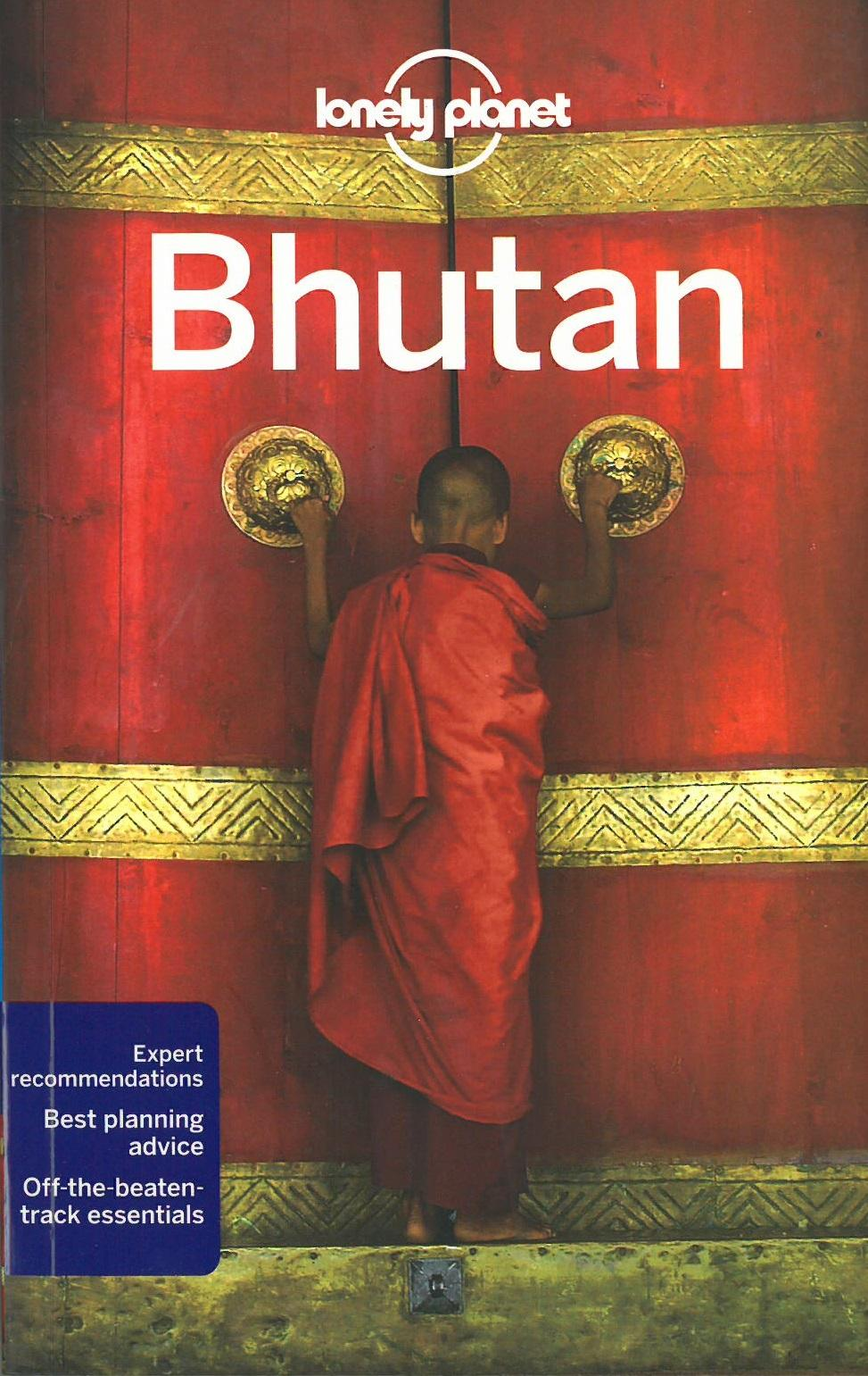 Reisefhrer Bhutan Lonely Planet