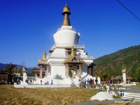 03 thimphu stupa national memorial choeten